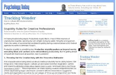 http://www.psychologytoday.com/blog/tracking-wonder/201111/stupidity-rules-creative-professionals