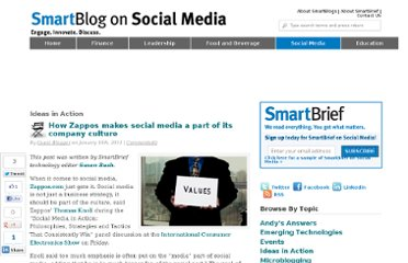 http://smartblogs.com/social-media/2011/01/10/how-zappos-makes-social-media-a-part-of-its-company-culture/#idc-container