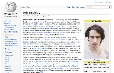 http://en.wikipedia.org/wiki/Jeff_Buckley