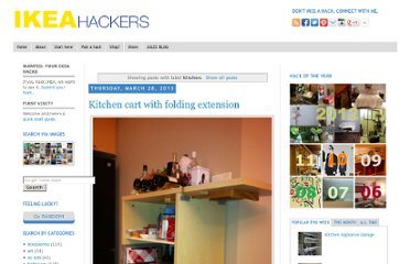http://www.ikeahackers.net/search/label/kitchen