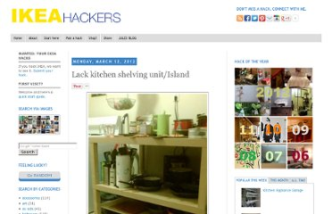 http://www.ikeahackers.net/2012/03/lack-kitchen-shelving-unitisland.html#more