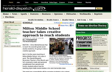 http://www.herald-dispatch.com/life/schools/x1261706442/Milton-Middle-School-teacher-takes-creative-approach-to-reach-students