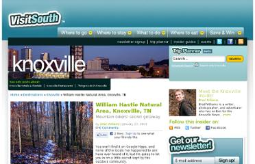 http://visitsouth.com/articles/article/william-hastie-natural-area-knoxville-tn/