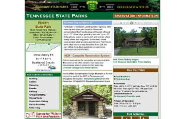 http://www.tn.gov/environment/parks/Pickett/#hiking