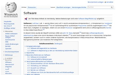 http://de.wikipedia.org/wiki/Software