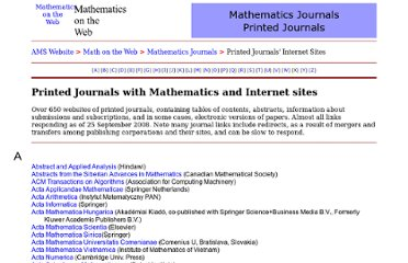http://www.mathontheweb.org/mathweb/mi-journals5.html#S