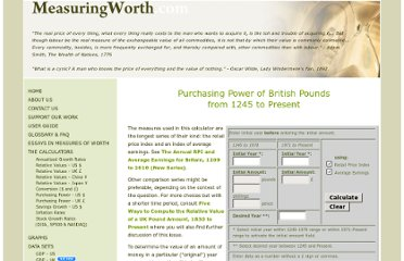http://www.measuringworth.com/ppoweruk/