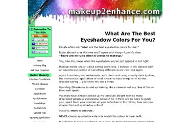 http://www.makeup2enhance.com/best-eyeshadow-colors.html
