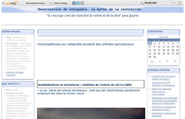 http://wikipedia.un.mythe.over-blog.com/article-l-incompetence-sur-wikipedia-produit-des-articles-caricaturaux-79549986.html