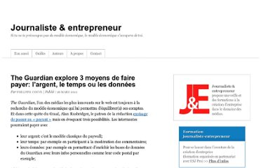 http://www.journaliste-entrepreneur.com/2012/03/the-guardian-explore-3-moyens-de-faire-payer-largent-le-temps-ou-les-donnees/