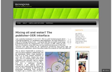 http://mossposs.wordpress.com/2012/03/24/mixing-oil-and-water-the-publisher-oer-interface/