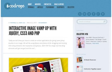 http://tympanus.net/codrops/2010/03/22/interactive-image-vamp-up-with-jquery-css3-and-php/