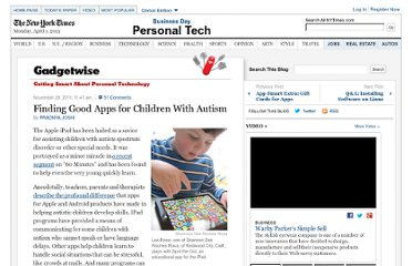 http://gadgetwise.blogs.nytimes.com/2011/11/29/finding-good-apps-for-children-with-autism/#