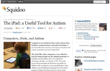 http://www.squidoo.com/ipad-for-autism