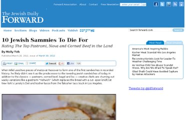 http://forward.com/articles/153533/-jewish-sammies-to-die-for/