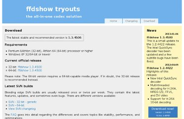 http://ffdshow-tryout.sourceforge.net/download.php