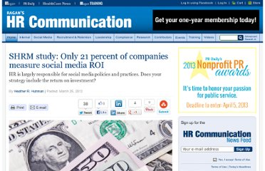 http://www.hrcommunication.com/Main/Articles/SHRM_study_Only_21_percent_of_companies_measure_so_7655.aspx