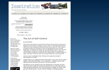 http://www.whitedovebooks.co.uk/books/self-control/selfcontrol_1.html