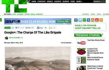 http://techcrunch.com/2012/03/26/google-the-charge-of-the-like-brigade/
