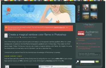 http://veerle-v2.duoh.com/blog/comments/create_a_magical_rainbow_color_flame_in_photoshop/