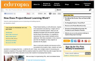 http://www.edutopia.org/project-based-learning-guide-implementation