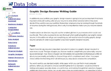 http://data-jobs.com/graphic-design-resume-writing-guide/