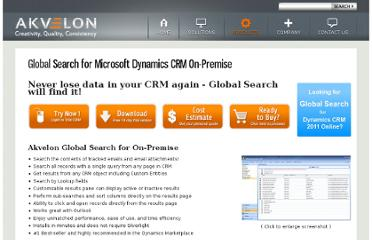 http://www.akvelon.com/products/dynamics-crm-global-search