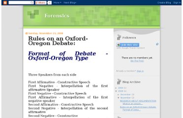 http://cherylrellin.blogspot.com/2008/11/rules-on-oxford-oregon-debate.html