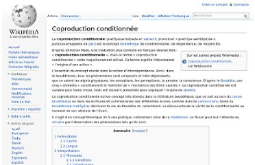 http://fr.wikipedia.org/wiki/Coproduction_conditionn%C3%A9e