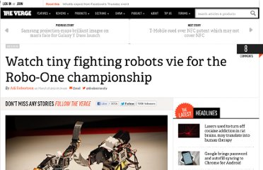 http://www.theverge.com/2012/3/27/2905599/robo-one-boxing-robot-tournament-gallery