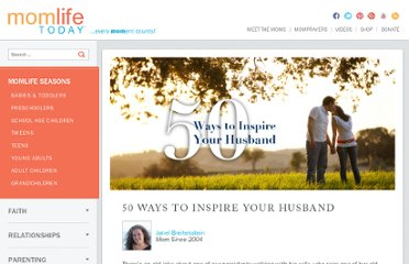 http://www.momlifetoday.com/2011/03/50-ways-to-inspire-your-husband/