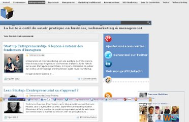http://www.matthieu-tranvan.fr/category/management/entrepreneuriat-management
