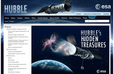 http://www.spacetelescope.org/projects/hiddentreasures/