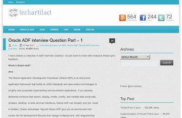 http://www.techartifact.com/blogs/2011/04/oracle-adf-interview-question-part-1.html