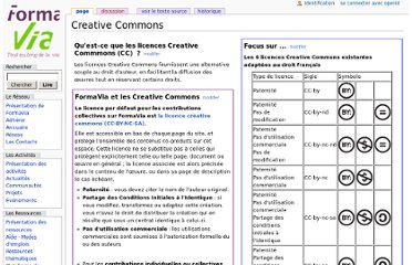 http://www.formavia.fr/wiki/index.php/Creative_Commons