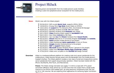 http://web.eecs.umich.edu/~prabal/projects/hijack/