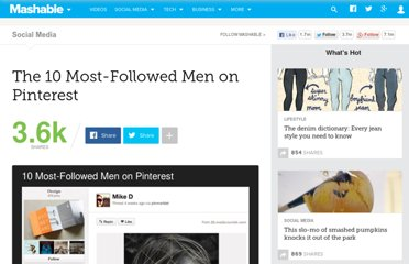 http://mashable.com/2012/03/27/most-followed-men-on-pinterest/