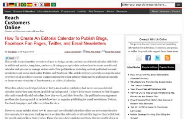 http://www.reachcustomersonline.com/how-to-create-an-editorial-process-to-publish-web-content/