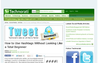 http://technorati.com/social-media/article/how-to-use-hashtags-without-looking/