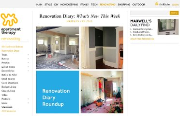 http://www.apartmenttherapy.com/renovating