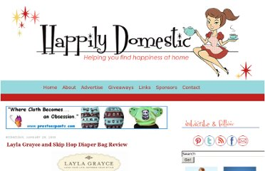 http://happilydomestic.blogspot.com/2010/01/layla-grayce-and-skip-hop-diaper-bag.html