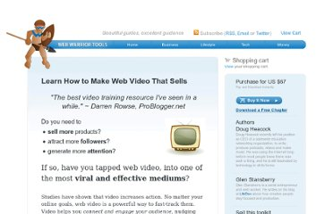 http://webwarriortools.com/ebook/making-web-video-that-sells