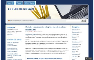 http://niouzeo.wordpress.com/2012/02/09/marketing-cross-canal-les-entreprises-francaises-ont-des-progres-a-faire/