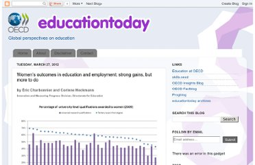 http://oecdeducationtoday.blogspot.com/2012/03/womens-outcomes-in-education-and.html