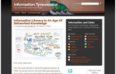 http://andyburkhardt.com/2012/03/27/information-literacy-in-an-age-of-networked-knowledge/