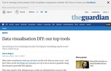 http://www.guardian.co.uk/news/datablog/2012/mar/28/data-visualisation-tools-free