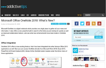 http://www.addictivetips.com/windows-tips/microsoft-office-onenote-2010-whats-new/