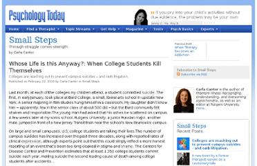 http://www.psychologytoday.com/blog/small-steps/201002/whose-life-is-anyway-when-college-students-kill-themselves