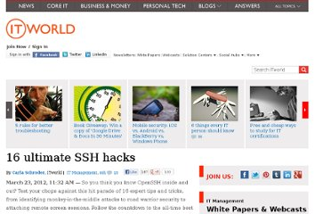 http://www.itworld.com/it-managementstrategy/261500/16-ultimate-openssh-hacks