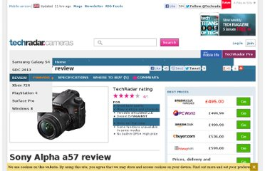 http://www.techradar.com/reviews/cameras-and-camcorders/cameras/digital-slrs-hybrids/sony-alpha-a57-1074171/review